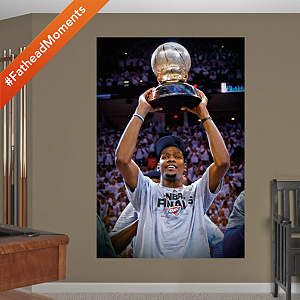 Kevin Durant Western Conference Trophy Mural Fathead Wall Decal